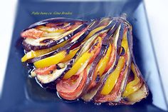 Vinete evantai de post, reteta simpla si rapida Finger Food Appetizers, Finger Foods, Appetizer Recipes, Pastry Cake, Eating Well, Sushi, Pork, Restaurant, Cooking