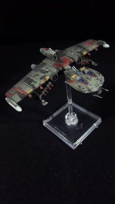 K--Wing repaint