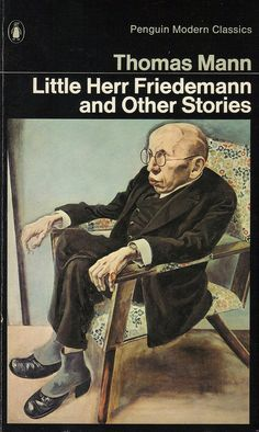 1972. Cover by Germano Facetti shows a detail from a portrait of Max Hermann Neisse by George Grosz. One of my favourite Penguin covers of all time.