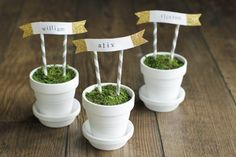 St. Patrick's Day-Inspired Place Cards (http://blog.hgtv.com/design/2014/03/14/st-patricks-day-inspired-place-cards/?soc=pinterest)
