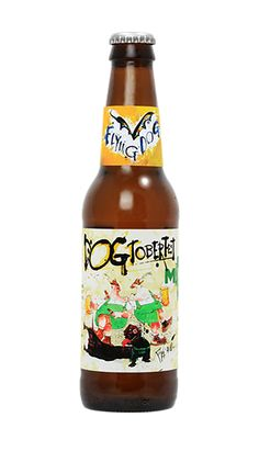 Dogtoberfest      alchohol by volume:       5.6%           availability:       Fall release           hop bitterness:       30 IBU           Specialty Malts:       Light Munich, Munich 90, Munich 100, Vienna           hops:       German Perle, Hallertau