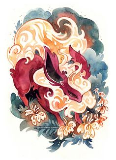 Flareon. Love the style