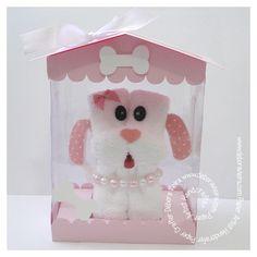 Casinha de cachorro 21 Paper Box Template, Cricut, Paper Artist, Teddy Bear, Toys, Animals, Diy Dog, Ideas, Drawings