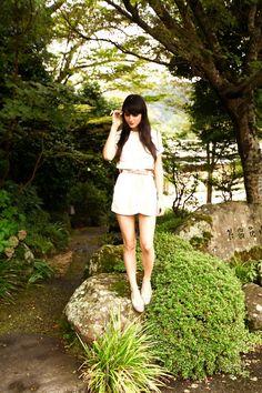 The Cherry Blossom Girl - Hakone 15