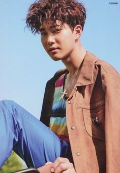 [SCAN] SUHO for #EXO #THEWAR #KOKOBOP Album Content