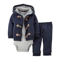 Carter's® Baby Boys' 3-pc. Cardigan Set