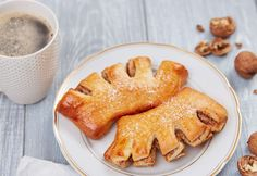 Foto: Barbara Majcan French Toast, Breakfast, Cakes, Creative, Kitchens, Brot, Best Recipes, Morning Coffee, Cake Makers