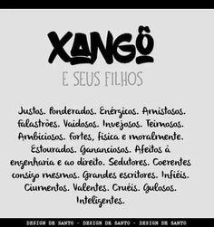 Filhos de Xangô