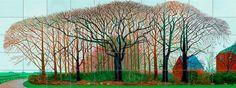 David Hockney | East Yorkshire