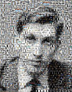 Bobby Fischer Chess Mosaic by Paul Van Scott Lauren Powers, Fossil Watch Bands, Diamond Supply Co, Guess By Marciano, Vintage Vogue, Vintage Art, Great Pictures, Bobby, Loom