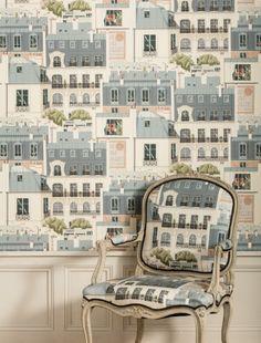 Le Toits de Paris by Manual Canovas