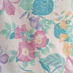 Drap Petunia (tissu) 1 personne XL [grand coupon] via un lundi ordinaire. Click on the image to see more!