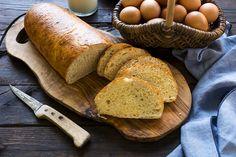 Pan BRIOCHE para torrijas. Receta - La Cocina de Frabisa La Cocina de Frabisa Pan Bread, Cooking, Crepes, Food, Tinkerbell, Puff Pastries, Breakfast, Cooking Recipes, Pastries