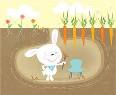 Subterranean Bunny