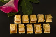 Canapes, Jelly, Bread, Desserts, Food, Brioche, Tailgate Desserts, Deserts, Brot