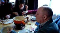 Mini-lesson on authentic Swiss fondue -- the real deal. Swiss Fondue, via YouTube.