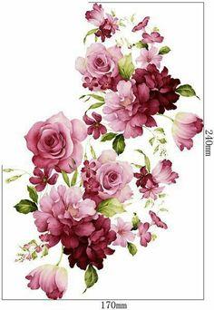 Rosas para Transfer