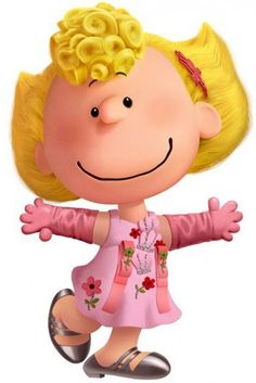 See the Peanuts Characters in Prada, Maison Margiela, and More - Sally Brown in… Snoopy Love, Snoopy E Woodstock, Charlie Brown Snoopy, Peanuts Gang, Peanuts Movie, Peanuts Cartoon, Sally Brown, Charlie Brown Characters, Peanuts Characters
