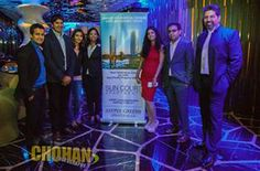 @Square Yards Consulting Pvt. Ltd. last week, hosted India's top golfer Gaganjeet Bhullar at a HNI event at Ozone (world's highest situated bar), Ritz Carlton, Hong Kong