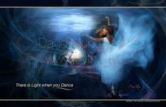 """Prophetic Art of David Munoz. """"There is Light when You Dance."""""""