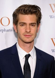 I got Andrew Garfield! Which British Actor Is Your Soulmate?