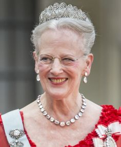 Wedding of Prince Carl Philip of Sweden and Sofia Hellqvist, June 13, 2015- Queen Margrethe
