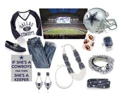Dallas cowboys jewelry glam  www.chloeandisabel.com/boutique/crystlejenson and my FB page www.facebook.com/beaglamgirl Chloe and isabel