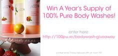 Love 100% pure!  They have amazing body care and cosmetic products...wish there was one in GA :)