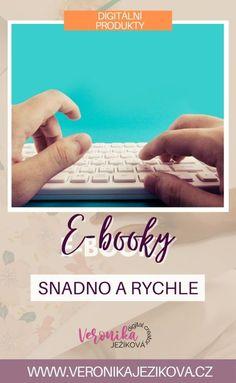 4 tipy na psaní e-booku a jeho distribuci - Veronika Ježíková