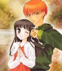 Fruits Basket manga  also an anime