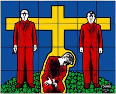 Young Gilbert & George, Ronald Mcdonald, Contemporary Art, Movies, Movie Posters, Fictional Characters, Films, Film Poster, Cinema