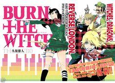 One-Shot 'Burns the Witch' Dapatkan Adaptasi Anime OVA – Anime Saku Bleach Anime, Bleach Art, Anime Ova, Kawaii Anime, Witch Manga, Dragons, Kubo Tite, Otaku, Anime Release