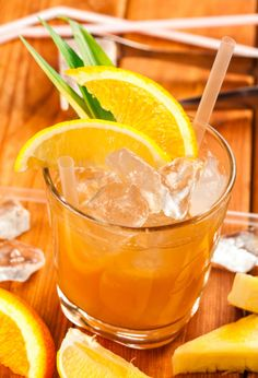 Orangen-Bowle (alkoholfrei)