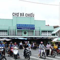 xotoursAnother iconic market in Saigon. Photo credit @steffiwneu