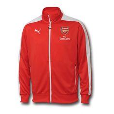 Puma 2014/15 T7 Anthem Jacket at Arsenal Direct