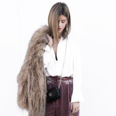 "1,326 Me gusta, 47 comentarios - Alba Zapater (@mstreinta) en Instagram: ""Hoy en el BloG #look #bautizo #winter❄️ #mstreinta #velvet #lookoftheday #outfitoftheday #fashion…"""