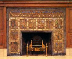Henry Mercer Tiles