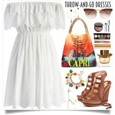Easy Outfitting: Throw-and-Go Dresses