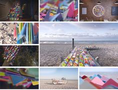 took on the project of re-designing their branch and for this task they asked for their in-house agency, ManvsMachine to come up with new ideas. The result was a fresh and colourful logo that looks well in print as in their programming. Channel Branding, Brand Identity Design, Branding Design, Graphic Design Print, Logo Color, Colour, Animation, Color Card, Motion Design