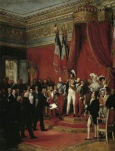 Politique extérieure de la France sous la monarchie de Juillet — Wikipédia