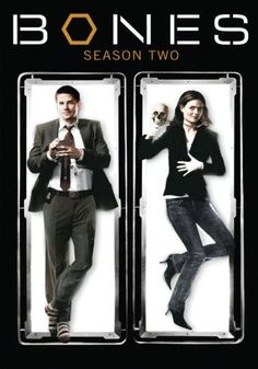 Bones! :) Unfortunately I just uncovered a million spoilers by trying to find a picture of them.... *face palm*