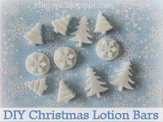 Elle Sees|| Beauty Blogger in Atlanta: Beauty DIY: Christmas Lotion Bars