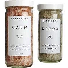 Give her an excuse to indulge with these bath salts!