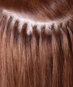 1000 Ideas About Permanent Hair Extensions On Pinterest
