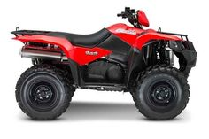 New 2017 Suzuki Kingquad 500Axi ATVs For Sale in Michigan. 2017 Suzuki Kingquad 500Axi, In 1983, Suzuki introduced the world's first 4-wheel ATV. Today, Suzuki ATVs are everywhere. From the most remote areas to the most everyday tasks, you'll find the KingQuad powering a rider onward. Across the board, our KingQuad lineup is a dominating group of ATVs. With a long list of technologically advanced features, the 2017 Suzuki KingQuad 500AXi is equally at home on tough trails or helping you take…