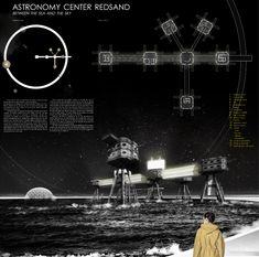 GANADORES del Astronomy Center Red Sand. | METALOCUS