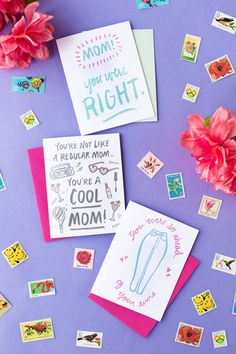 Free printable Mother's Day cards | studiodiy.com