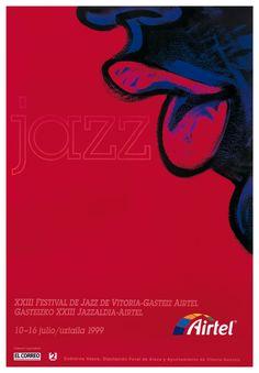 Juan Sagastizabal, Festival de Jazz de Vitoria-Gasteiz, 1999