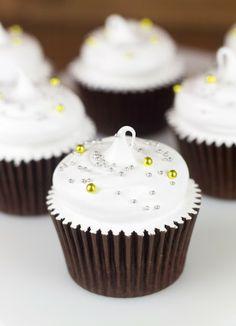 #Cupcakes de limón y cava para terminar el año