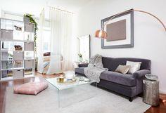 Fesselnd A Glamorous NY Studio For Deepica Mutyala